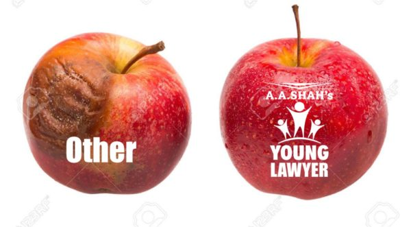 Why A A Shah Young Lawyer