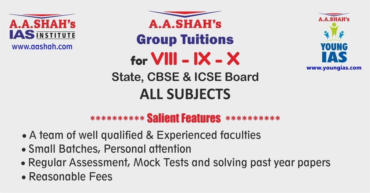 Group Tuitions Mumbai