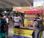 A A Shah IAS Thane Station Event
