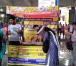 A A Shah IAS Thane Station Event 2