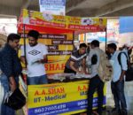 Thane Station Event 15
