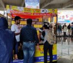Thane Station Event..