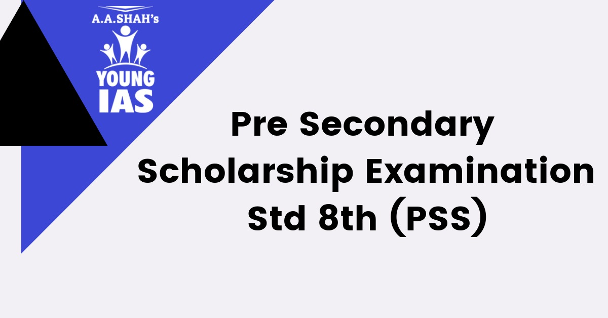 Pre Secondary Scholarship Exam