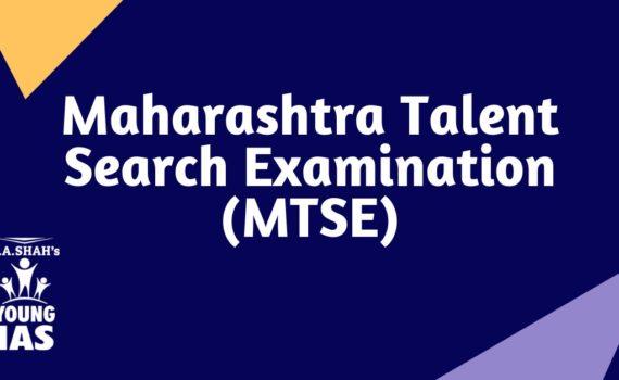 Maharashtra Talent Search Exam MTSE