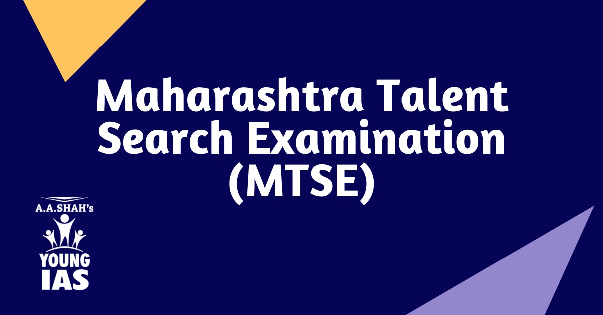 Maharashtra Talent Search Exam MTSE